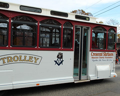 Trolley Crescent Shriners (fotophotow) Tags: collingswood nj camdencounty newjersey
