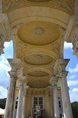 Ceiling dome (afagen) Tags: vienna austria wien schönbrunnpalace schlossschönbrunn schönbrunn gloriette