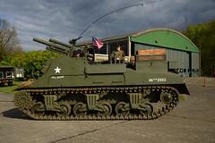 M7B2 Priest DST_9054 (larry_antwerp) Tags: m7b2 priest tank howitzer brasschaat gunfire belgium belgië 比利时 比利時 бельгия ベルギー בלגיה बेल्जियम 벨기에 بلژیک بلجيكا