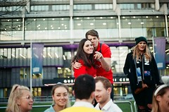 (Roxanne.s) Tags: 35mmfilm filmphotography london friends 35mm colour new zealand day wutangy