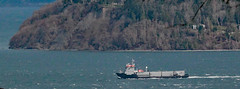 IMG_4448CE1 - Port Ludlow WA - outbound Submarine Support Vessel USNS ARROWHEAD (T-AGSE-4) (BlackShoe1) Tags: arrowhead tagse submarinesupportvessel foulweatherbluff kitsappeninsula