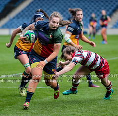 Murrayfield Wanderers Ladies V Jordanhill-Hillhead  BT Final 1-182 (photosportsman) Tags: murrayfield wanderers ladies rugby bt final april 2017 jordanhill hillhead edinburgh scotland sport
