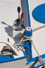 DSC01494_s (AndiP66) Tags: sigma24105f4 vlychada port habour hafen harbour boot boat fishingboat fischerboot santorini santorin thira thera greece griechenland cyclades kykladen caldera aussicht view 2016 hellas ellada sony sonyalpha 77markii 77ii 77m2 a77ii alpha ilca77m2 slta77ii sigma24105mmf4dghsmart sigma 24105mm amount andreaspeters september