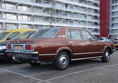 Toyota Crown S80 Super Saloon 2600 aut 1979 (Fuego 81) Tags: toyota crown 2600 super saloon w3483 s80