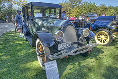 1922 Franklin 10B Touring Sedan (dmentd) Tags: 1922 franklin 10b touring sedan