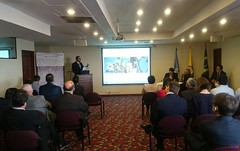 Reunión de lanzamiento del proyecto (Cooperacion Brasil-FAO) Tags: algodón proyecto cooperaciónsursur colombia fao