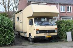 Volkswagen LT LT35 camper 1976 (SX-27-FD) (MilanWH) Tags: volkswagen lt lt35 camper 1976 sx27fd