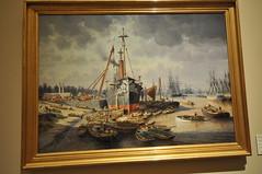 DSC_1421 (Martin Hronský) Tags: martinhronsky paris france museum nikon d300 summer 2011 trp military ships wooden decak geotagged
