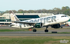Frontier Airlines Airbus A320 N206FR (opensky_photos) Tags: frontier airlines airbus a320 takeoff departure fly flying travel advadventure endeavor bna nash nashville tntennessee aviation photography nikon avgeek avnerd lovers