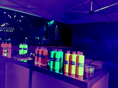 KIN Games 2015   KUS (X Infused) Tags: glow kin games canada bc british columbia university events event interactive productions production paint neon