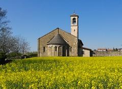 San Giorgio in Lemine- Almenno San Salvatore (BG) (PaoloF- Kiss me like the ocean breeze) Tags: bergamo lemine san tome almenno salvatore lombardy church