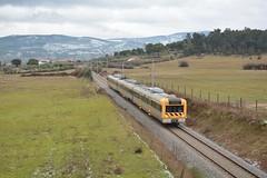 R 5672 - Alcaria (valeriodossantos) Tags: comboio cp train passageiros ute2240 unidadetriplaelétrica automotoraelétrica regional cpregional alcaria fundão linhadabeirabaixa caminhosdeferro portugal