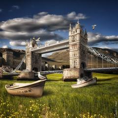 Puente de la Torre (Charly JPG (Carlos José Pérez)) Tags: puente brigde pont londres london