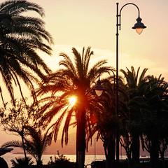 Sunset in Varigotti (lightdose) Tags: sunstet tramonto varigotti liguria aurelia sea mare