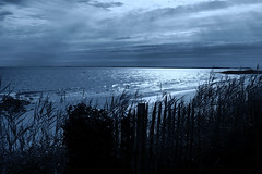 DSC06709_DxO (Jacquod1) Tags: bleu couché eau mer nature noir paysage plage