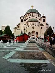 Највећи храм на Балкану, храм Светог Саве (Nadica Gavrilovic) Tags: hramsvetogsave serbia belgrade pravoslavlje