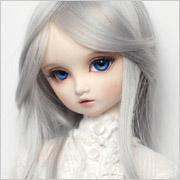 leeke_LR-015 (uk.neko) Tags: bjd ball jointed doll dollga leeke leekeworld wigs 67 78 89 black brown blonde white silver grey gray red blue pink pastel orange for sale fs
