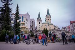 Veľká jarná Cyklojazda (Stanica Žilina-Záriečie) Tags: stanica žilina záriečie mesto inak cyklojazda veľká jarná criticalmass