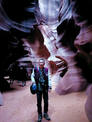 羚羊峽谷(印第安保留區)-亞利桑那州佩吉鎮-Antelope Canyon, Page, Arizona