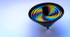 Spinning Top (nicolechamilton) Tags: intentionalblur intentional blur top spin toy colourful colorful macro macromondays