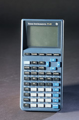 ...23 Years Later..... (msqueenie831) Tags: 1990 ti81 graphing calculator createdreleased by texas instruments