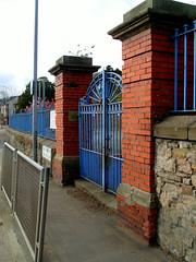 Photo of School gates
