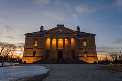 The Colonial Building, St. John's, Newfoundland (Tk_White) Tags: nikon d750 20mm 18g prime low light slow shutter colonial building architecture evening sky bannerman park newfoundland