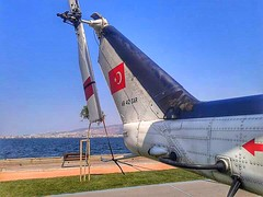 SAR Helicopter (Özkangüven) Tags: uh1 belluh1 bell ab412 navalhelicopter coastguard sahilguvenlik izmir 30agustos 30agust helicopter rescue searchandrescue sar