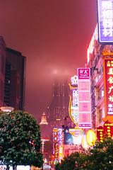 Nanjing Rd. (norsez {Thx for 13 million views!}) Tags: 40mm apsc cmos fujifilm raw xpro1 xtrans classic fastlens fuji fujixpro1 fujifilmxpro1 lens manualfocus nokton voightlander xp1
