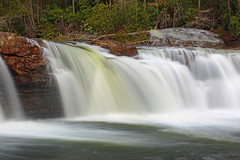 High Falls: Complex of waterfalls (Shahid Durrani) Tags: high falls monongahela national forest cheat river west virginia