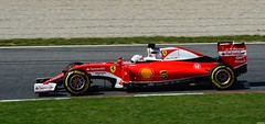FERRARI  SF16-H / Sebastian Vettel / SCUDERIA FERRARI (Renzopaso) Tags: formula one circuit barcelona ferrari sf16h sebastian vettel scuderia ferrarisf16h sebastianvettel scuderiaferrari racing race motor motorsport fia f1 circuitdebarcelona formula1 formulaone formulauno gran premio de españa 2016 granpremiodeespañadef12016 f12016 granpremiodeespaña