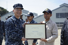 170420-N-LV456-016 (Fleet Activities Yokosuka) Tags: yokosuka employeeaward eoq