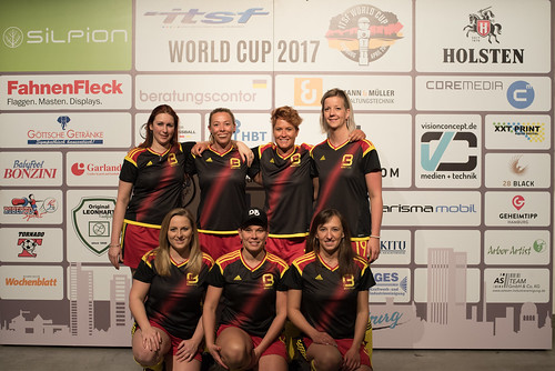 Team Belgium Women
