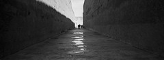 (Paysage du temps) Tags: 2017 20170330b film hp5 hasselblad hasselblad45mm ilford xpan maroc morocco marrakech palais