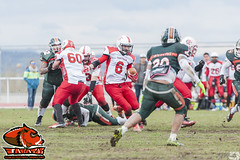 LMFA '16-17 - Capitals 36 - Jabatos 14