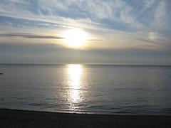 2006-07-08-0009.jpg (Fotorob) Tags: natuurverschijnsel frankrijk sunset kust seinemaritime kustplaats water hautenormandie france étretat
