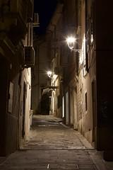 Piran Old Town (cappuccino289) Tags: slovenia piran alley