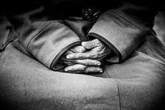 .[fingers] intertwined. (Shirren Lim) Tags: portrait fingers monochrome mongolia nikon texture hands