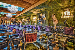 Total craziness! (sarah_presh) Tags: crazybear hotel restaurant bar crazy bear beaconsfield taxidermy colour bright exotic exuberance design nikond750 hdr