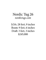 nordic card (Soundings Magazine) Tags: boats pocketcruisers cruisers yachts