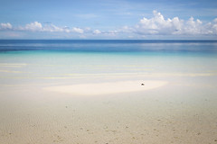 Indonesia (slow paths images) Tags: indonesia asia sulawesi togianislands archipelago malenge serabeach sand sea ocean blue seascape nature sky clouds naturallight remote isolated empty quiet travel