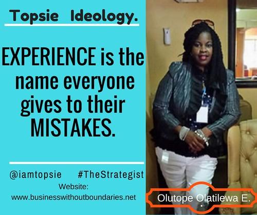 Topsie Ideology 7-2017