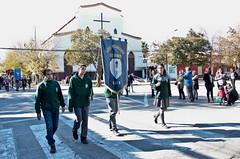 Desfile Día del Carabinero en su aniversario N°90.