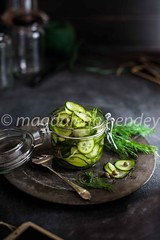 cucumber sweet and sour relish (magshendey) Tags: food relish cucumber foodstyling foodphoto foodphotographer green