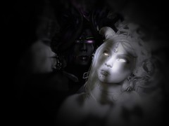 His Light (candithorn) Tags: secondlife demon love romance secondchances couple