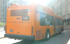 PAT Bus 5374 (Etienne Luu) Tags: hybridelectric hybrid port authority allegheny county paac patransit pa transit pat public transportation pittsburgh bus