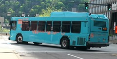 PAT Bus 5373 (Etienne Luu) Tags: hybridelectric hybrid port authority allegheny county paac patransit pa transit pat public transportation pittsburgh bus