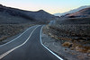 Road With Ridges (lefeber) Tags: california road mountains landscape morninglight vanishingpoint haze desert perspective whitemountains roadtrip valley plus hazy owensvalley atmosphericperspective aerialperspective sierranevadamountains