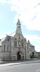 STANDING  TALL  R.C. CHURCH  DUNDRUM  VILLAGE  DUBLIN (john waters) Tags: city dublin south dundrum