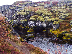 ingvellir National Park, Iceland (RobOutar) Tags: city autumn mountains fall water landscape volcano waterfall iceland october sony rob glacier geyser 2012 outar a55